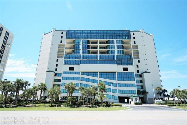 29488 Perdido Beach Blvd #905, Orange Beach, AL 36561 (MLS #267319) :: Ashurst & Niemeyer Real Estate