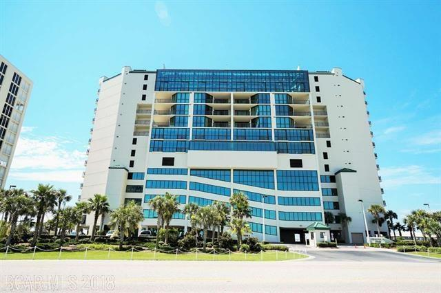 29488 E Perdido Beach Blvd #705, Orange Beach, AL 36561 (MLS #267770) :: The Premiere Team