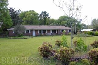 19827 County Road 9, Silverhill, AL 36576 (MLS #267808) :: Gulf Coast Experts Real Estate Team