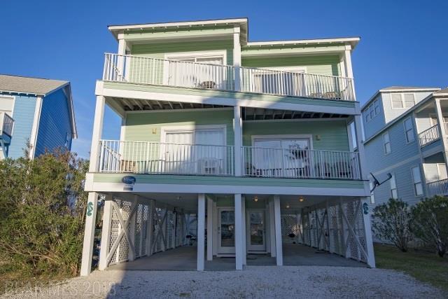 1506 Sandpiper Dr #3, Gulf Shores, AL 36542 (MLS #267962) :: The Kim and Brian Team at RE/MAX Paradise