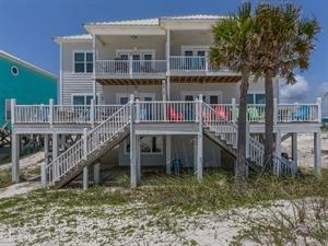 6210 Sawgrass Drive East, Gulf Shores, AL 36542 (MLS #268278) :: The Kim and Brian Team at RE/MAX Paradise