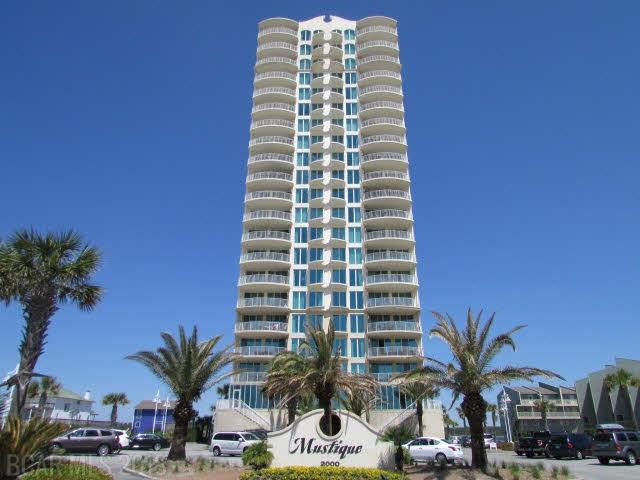 2000 W Beach Blvd #1201, Gulf Shores, AL 36542 (MLS #268595) :: Bellator Real Estate & Development