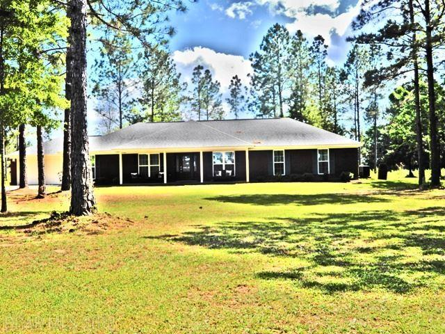 87 Deere Creek Road, Atmore, AL 36502 (MLS #269374) :: Karen Rose Real Estate