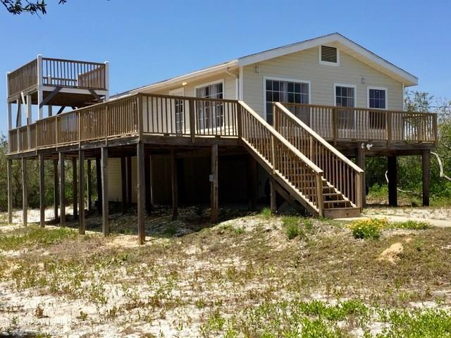 549 Gulfway Dr, Gulf Shores, AL 36542 (MLS #269395) :: The Kim and Brian Team at RE/MAX Paradise