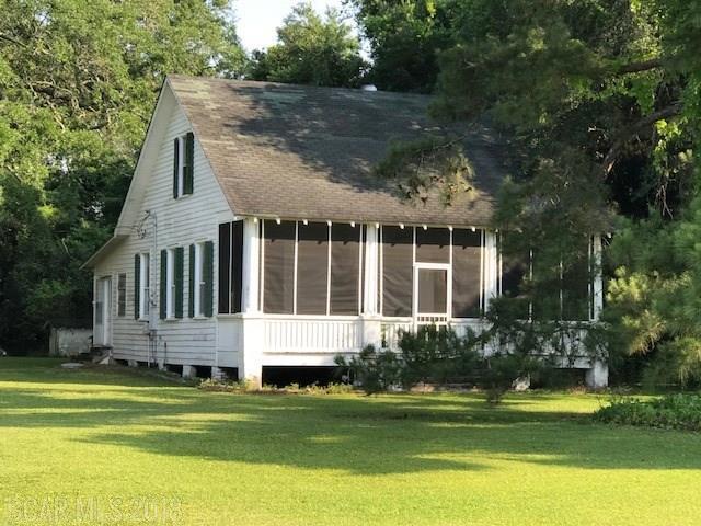 16789 & 16785 River Road, Bon Secour, AL 36511 (MLS #269629) :: Elite Real Estate Solutions