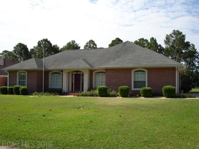 9149 Clubhouse Drive, Foley, AL 36535 (MLS #269865) :: Elite Real Estate Solutions