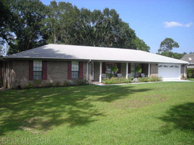 32588 Cedar Ridge Lane, Seminole, AL 36574 (MLS #270677) :: Ashurst & Niemeyer Real Estate