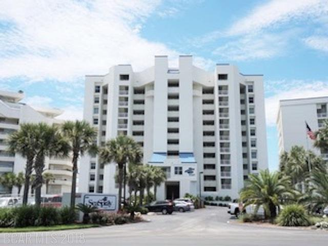 16285 Perdido Key Dr #824, Pensacola, FL 32507 (MLS #270809) :: Bellator Real Estate & Development