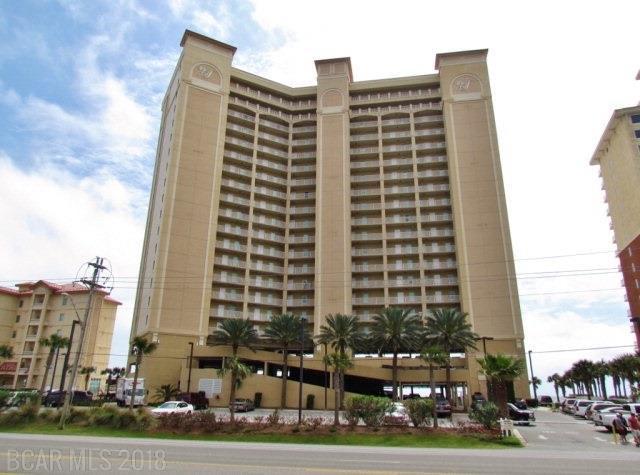401 E Beach Blvd #508, Gulf Shores, AL 36542 (MLS #270942) :: Elite Real Estate Solutions