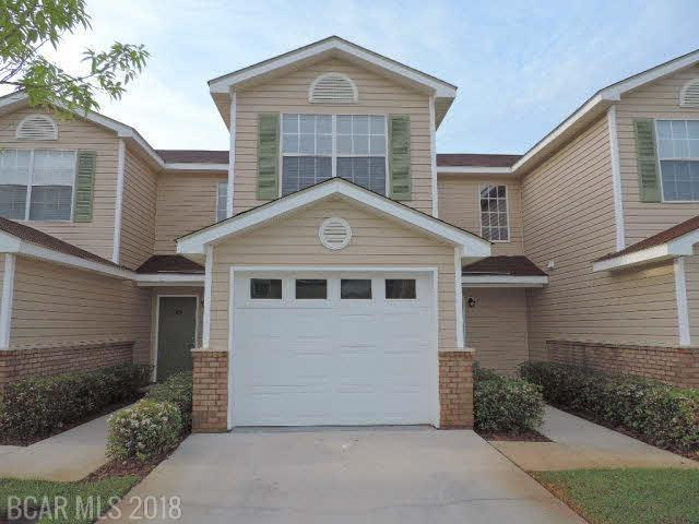 1517 Regency Road #162, Gulf Shores, AL 36542 (MLS #271063) :: Gulf Coast Experts Real Estate Team