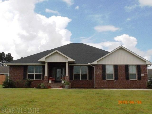 25169 Raynagua Blvd, Loxley, AL 36551 (MLS #271087) :: Karen Rose Real Estate