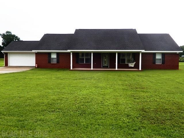 92 Godwin Drive, Atmore, AL 36502 (MLS #271161) :: Karen Rose Real Estate