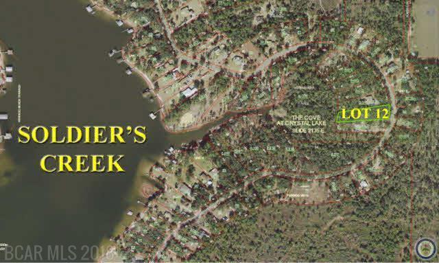 0 Soldier Creek Rd, Lillian, AL 36549 (MLS #271183) :: Ashurst & Niemeyer Real Estate