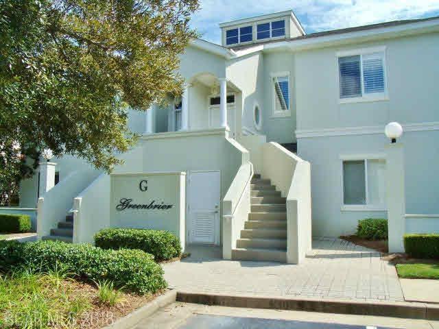 200 Peninsula Blvd G202, Gulf Shores, AL 36542 (MLS #271258) :: Ashurst & Niemeyer Real Estate