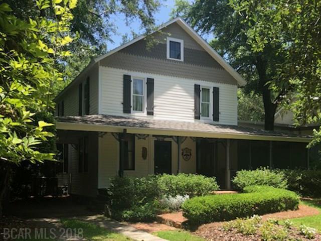 117 Fairhope Avenue, Fairhope, AL 36532 (MLS #271308) :: Ashurst & Niemeyer Real Estate