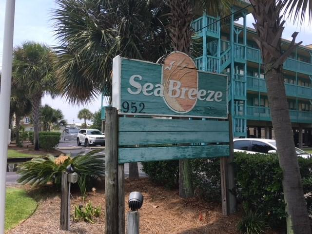 952 W Beach Blvd #114, Gulf Shores, AL 36542 (MLS #272752) :: The Premiere Team