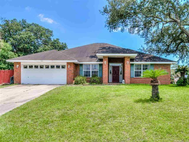 6100 Arnard Pl, Pensacola, FL 32505 (MLS #272814) :: Elite Real Estate Solutions