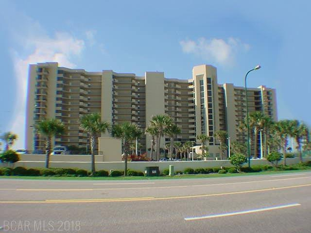 26802 Perdido Beach Blvd #812, Orange Beach, AL 36561 (MLS #273518) :: Jason Will Real Estate