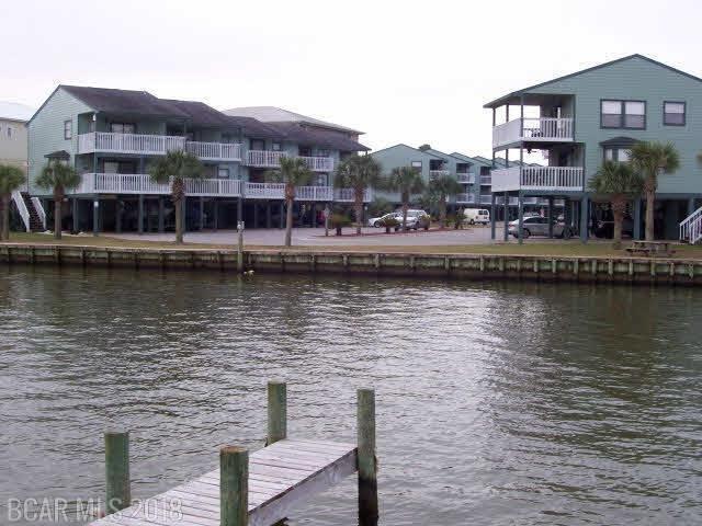 25861 Canal Road #83, Orange Beach, AL 36561 (MLS #273536) :: Ashurst & Niemeyer Real Estate