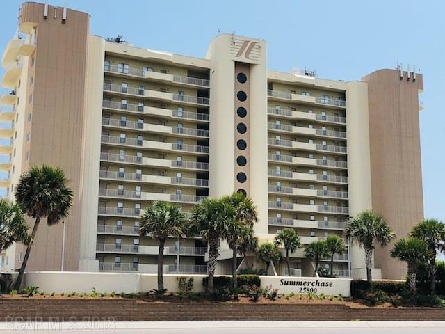 25800 Perdido Beach Blvd #907, Orange Beach, AL 36561 (MLS #273614) :: Elite Real Estate Solutions
