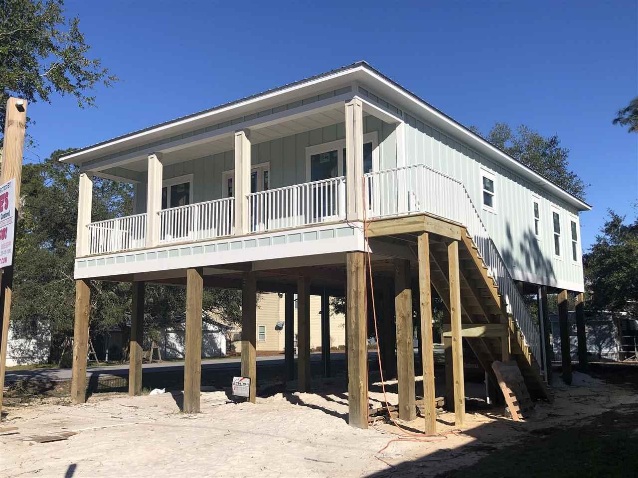 5646 Mobile Avenue, Orange Beach, AL 36561 (MLS #273616) :: Jason Will Real Estate