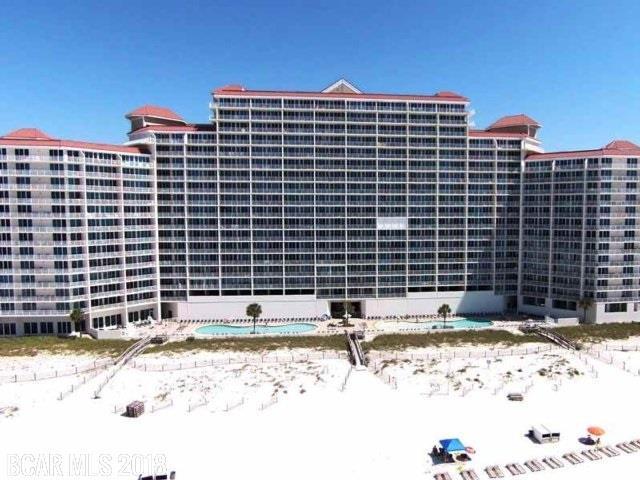 455 E Beach Blvd #504, Gulf Shores, AL 36542 (MLS #273942) :: The Premiere Team