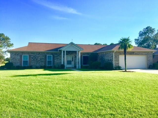 9123 Clubhouse Drive, Foley, AL 36535 (MLS #274527) :: Jason Will Real Estate
