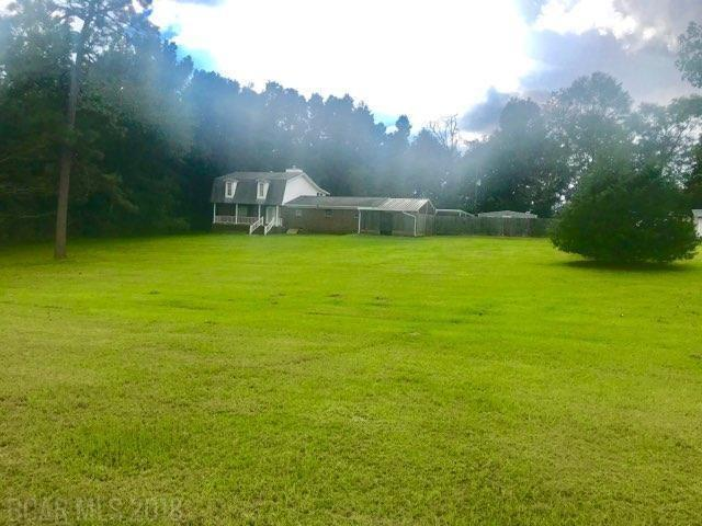 St Hwy 59, Bay Minette, AL 36507 (MLS #274801) :: The Premiere Team