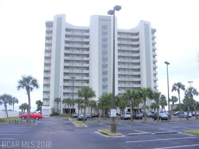 26750 Perdido Beach Blvd #504, Orange Beach, AL 36561 (MLS #274816) :: Ashurst & Niemeyer Real Estate