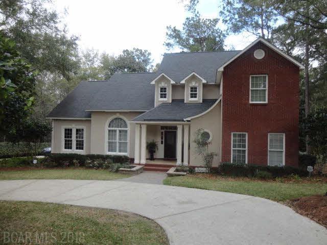 100 Wedgewood Circle, Fairhope, AL 36532 (MLS #275076) :: Gulf Coast Experts Real Estate Team