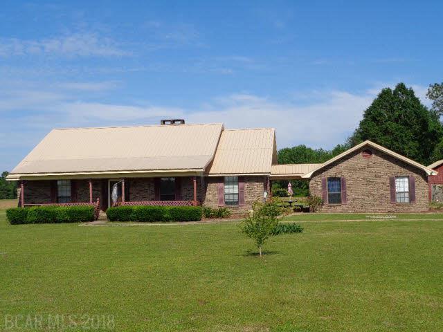 330 Bucks Lane, Atmore, AL 36502 (MLS #275164) :: Ashurst & Niemeyer Real Estate