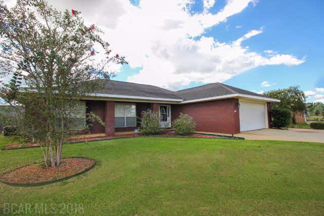2537 Ashburn Lane, Foley, AL 36535 (MLS #275744) :: The Premiere Team
