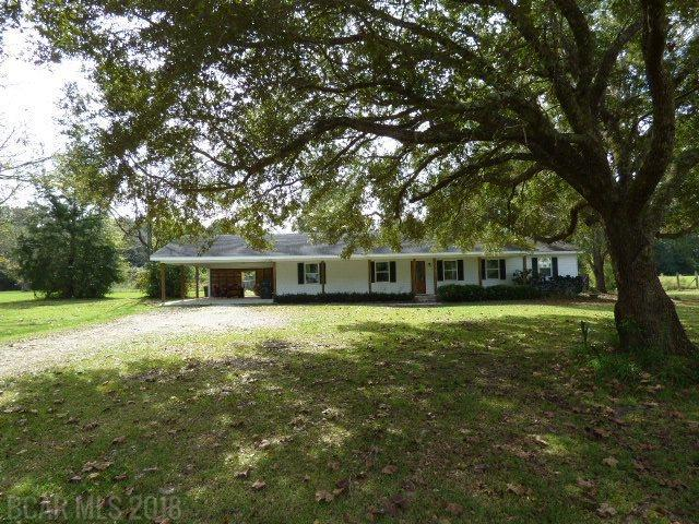 35535 County Road 39, Stapleton, AL 36578 (MLS #275779) :: Gulf Coast Experts Real Estate Team