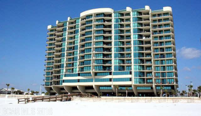 29488 Perdido Beach Blvd #603, Orange Beach, AL 36561 (MLS #275892) :: The Kathy Justice Team - Better Homes and Gardens Real Estate Main Street Properties