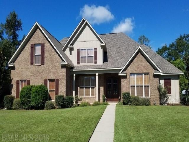 7897 Lake Blvd, Spanish Fort, AL 36527 (MLS #276268) :: Elite Real Estate Solutions