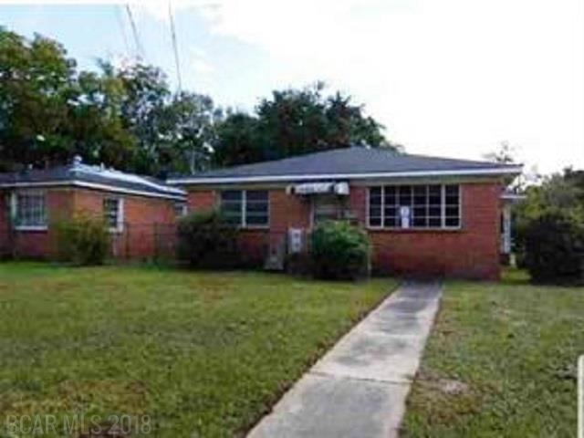 1617 Polk St, Mobile, AL 36695 (MLS #276323) :: Elite Real Estate Solutions