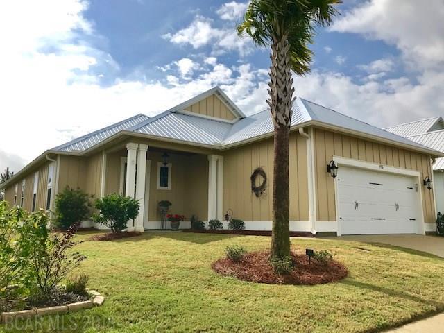 4916 E Cypress Loop, Orange Beach, AL 36561 (MLS #276550) :: Elite Real Estate Solutions