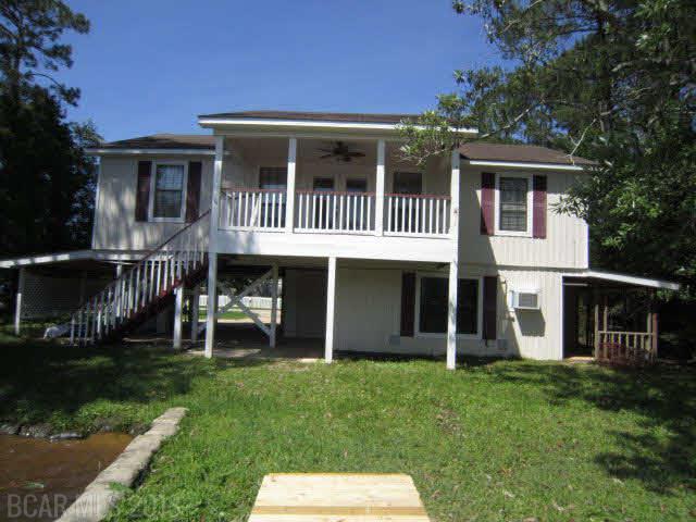 15817 Keeney Drive, Fairhope, AL 36532 (MLS #276774) :: Ashurst & Niemeyer Real Estate
