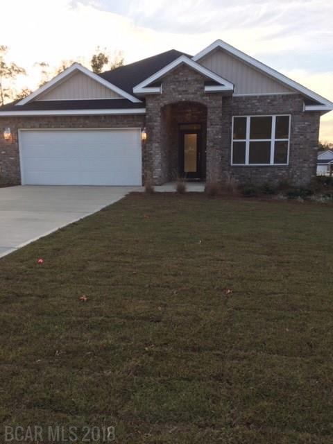 7029 Stone Chase Ln, Gulf Shores, AL 36542 (MLS #276946) :: The Kim and Brian Team at RE/MAX Paradise