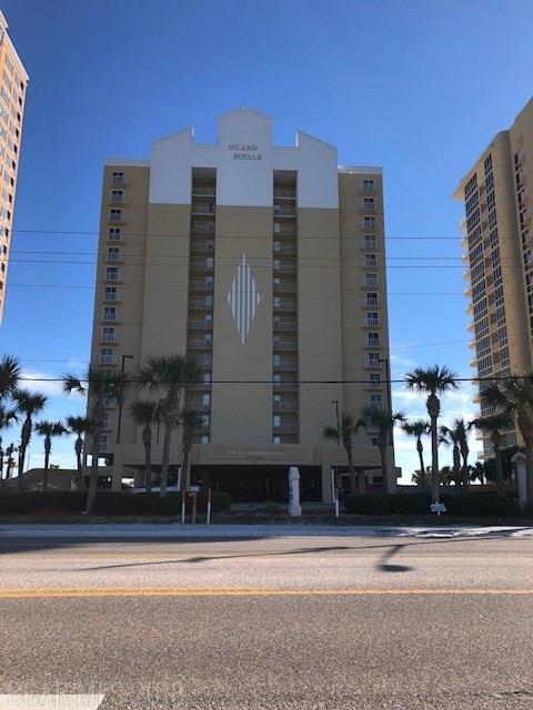 809 W Beach Blvd P105, Gulf Shores, AL 36542 (MLS #276985) :: ResortQuest Real Estate
