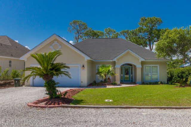 4633 Bayou Court, Orange Beach, AL 36561 (MLS #277066) :: ResortQuest Real Estate