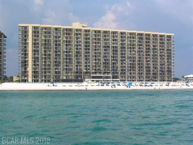 24400 Perdido Beach Blvd #1011, Orange Beach, AL 36561 (MLS #277196) :: Ashurst & Niemeyer Real Estate