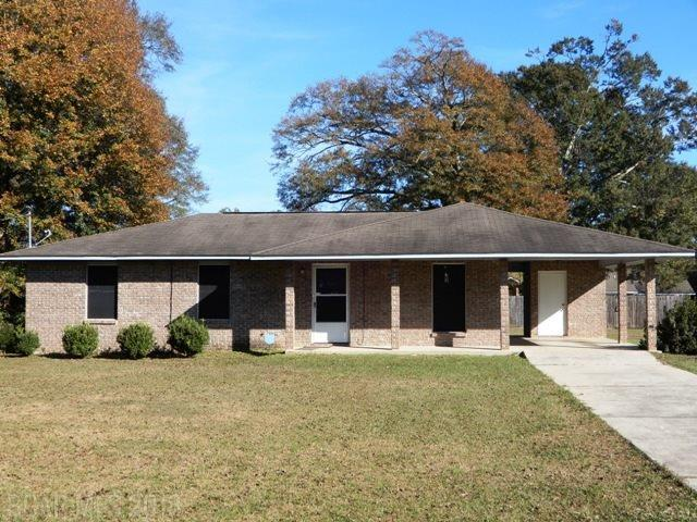 107 Woodlawn Avenue, Atmore, AL 36502 (MLS #277231) :: Jason Will Real Estate