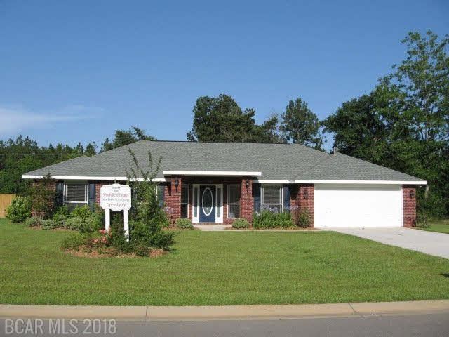 16912 Hammel Dr, Summerdale, AL 36580 (MLS #277262) :: Gulf Coast Experts Real Estate Team