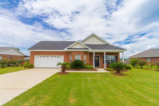 9363 Basse Street, Elberta, AL 36530 (MLS #277281) :: Gulf Coast Experts Real Estate Team