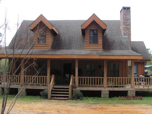1075 W Britton Lige Road, Millry, AL 36558 (MLS #277295) :: Jason Will Real Estate