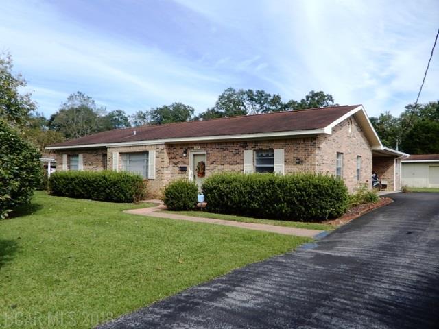209 Highland Avenue, Atmore, AL 36502 (MLS #277298) :: Jason Will Real Estate