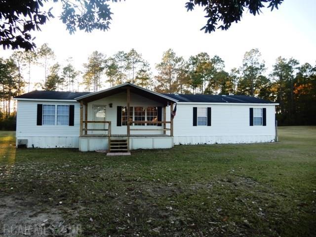 4919 N Hwy 95A, Molino, FL 32577 (MLS #277442) :: Jason Will Real Estate
