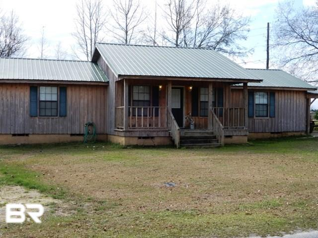 1587 Airport Road, Atmore, AL 36502 (MLS #278774) :: The Kim and Brian Team at RE/MAX Paradise