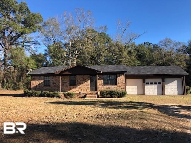 9380 Lakeview Rd, Bay Minette, AL 36507 (MLS #278952) :: The Premiere Team